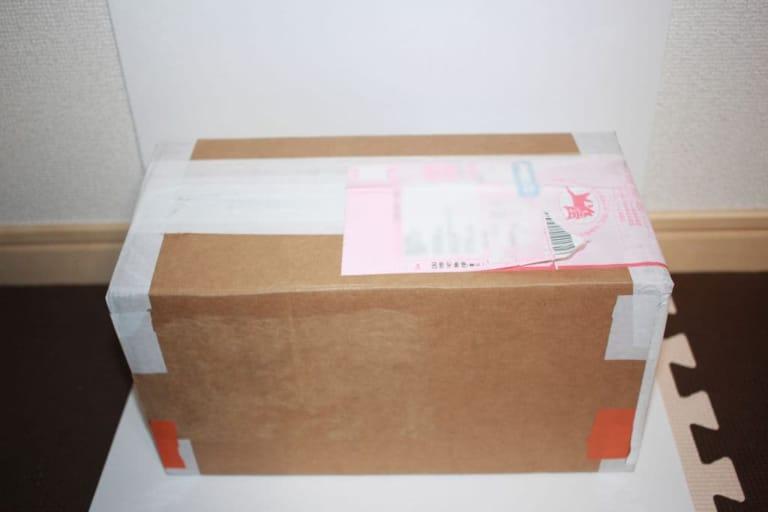 Oneplus 6T しっかり箱に詰めてくれてます
