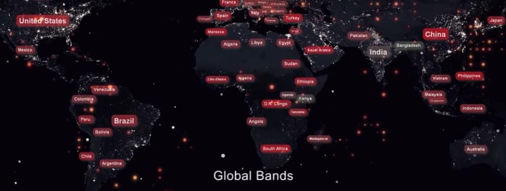 UMIDIGI F1はドコモ、ソフトバンクの主要バンドに対応!