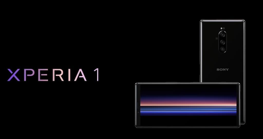Xperia 1はSonyが放つスマホ界最強の新フラッグシップモデルだ!