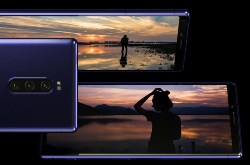 Xperia 1はまさかのトリプルレンズカメラ!