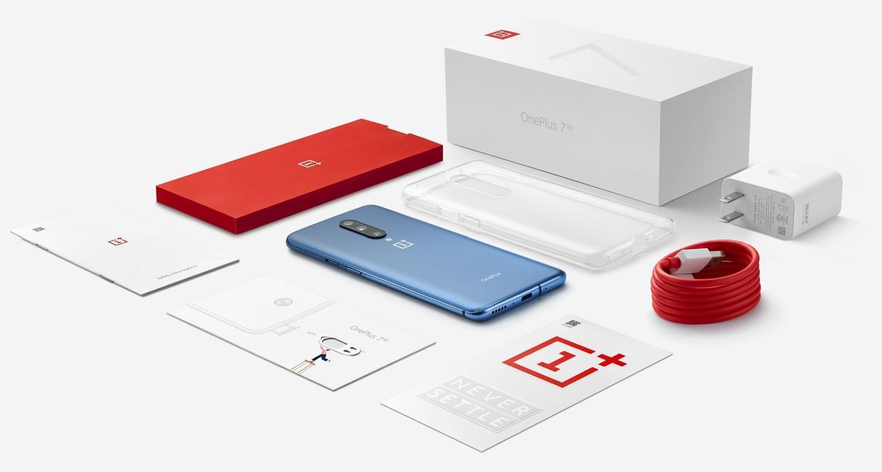 OnePlus 7 Proの付属品