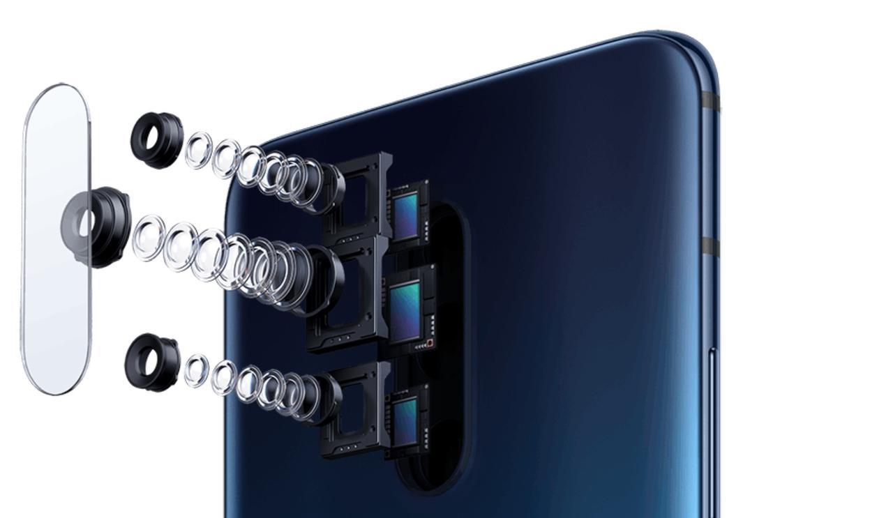 OnePlus 7 Proトリプルレンズを搭載し光学3倍/ウルトラワイドの撮影も自由自在