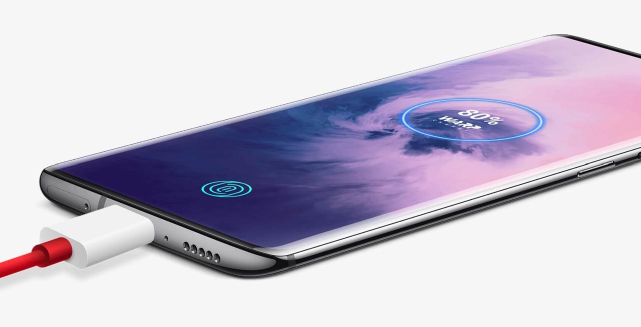 OnePlus 7 Proは4,000mAhの大容量バッテリーで超高速の30W Warp Charge・15WのUSB-PD充電に対応