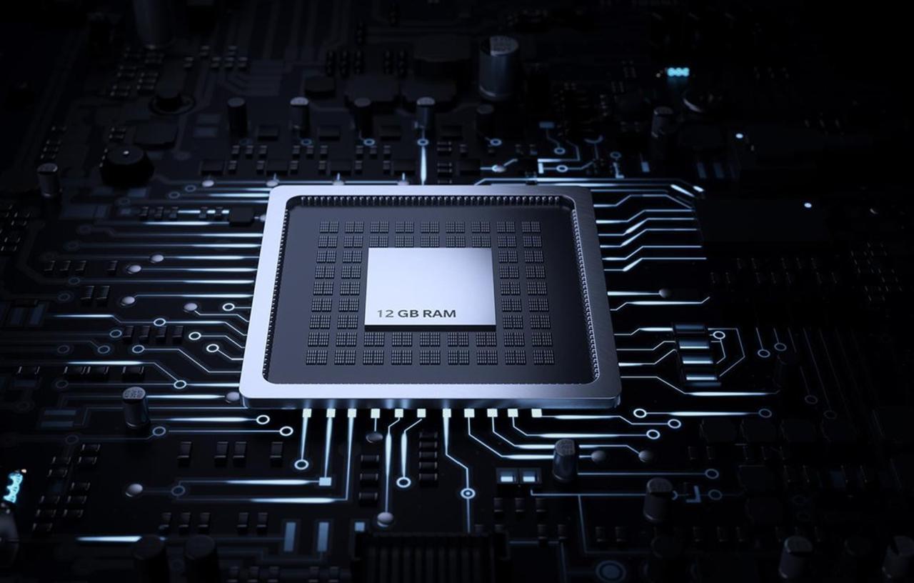 OnePlus 7 Proは最大12GBのメモリを選択可能