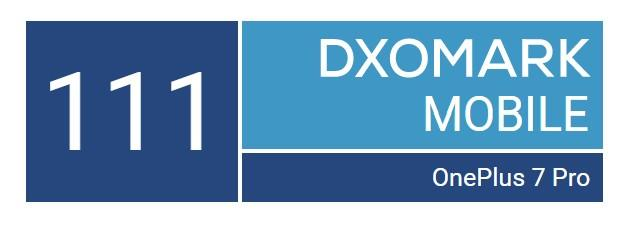 DxOMarkは総合スコア111を記録