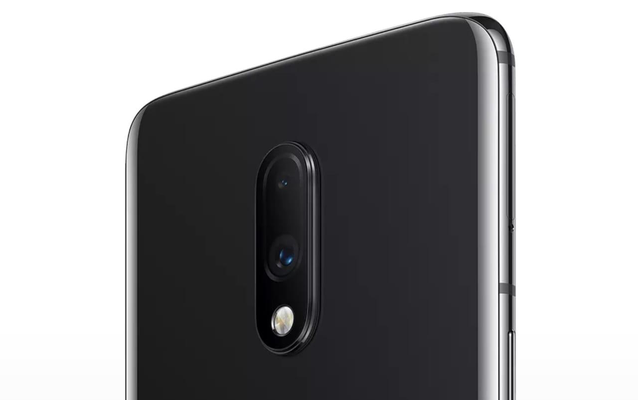 OnePlus 7のメインカメラは48MP+5MPのデュアルレンズ搭載
