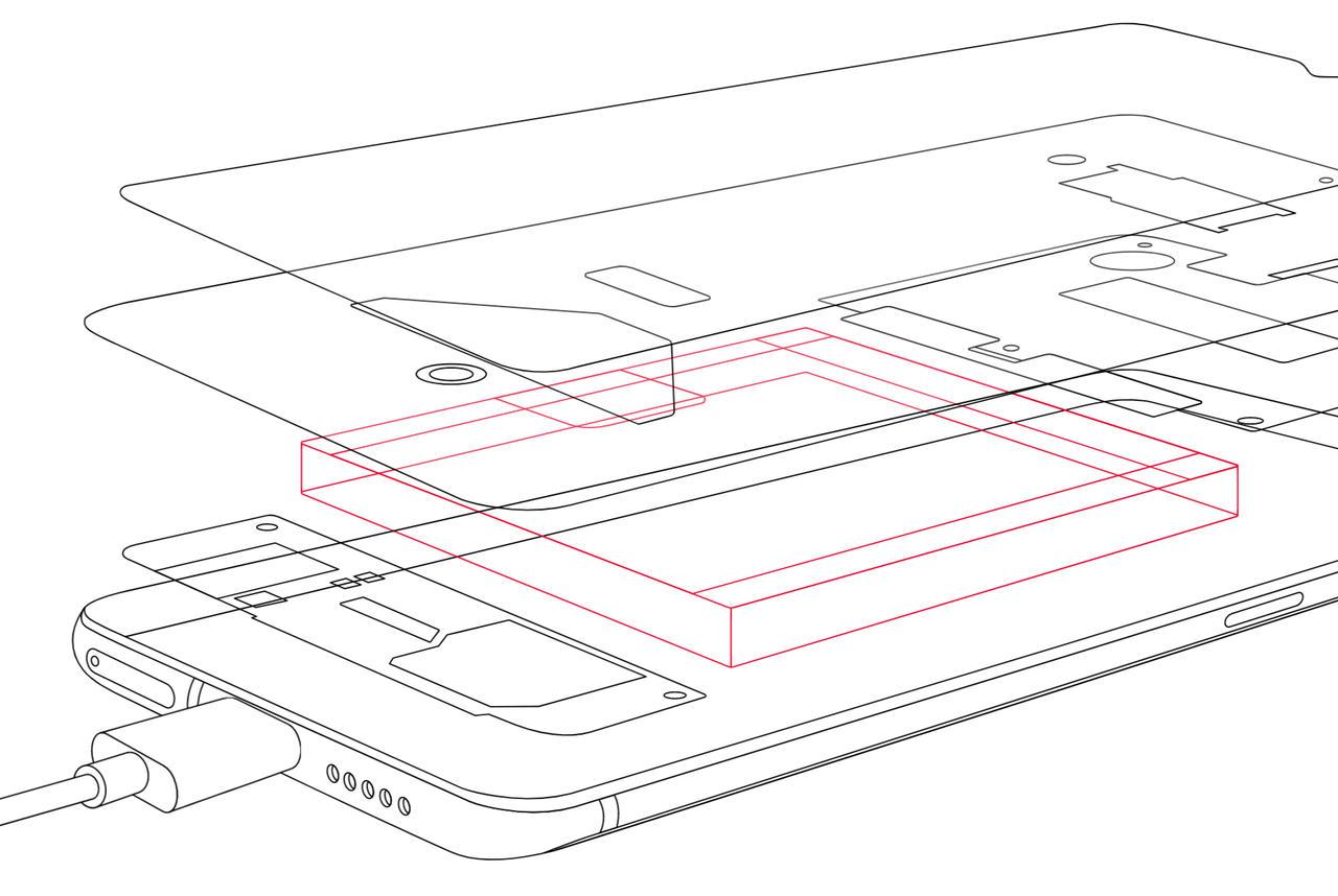 OnePlus 7Tはバッテリー容量が3,800mAhへ増量(+100mAh)