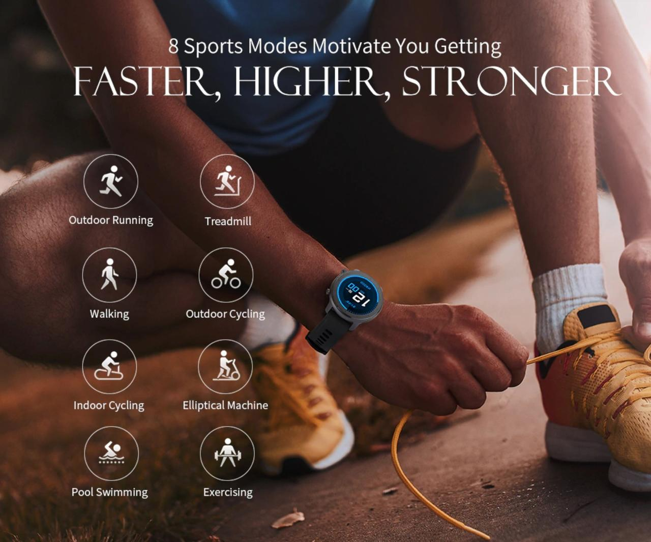 モチベーションを高める8つのスポーツモード