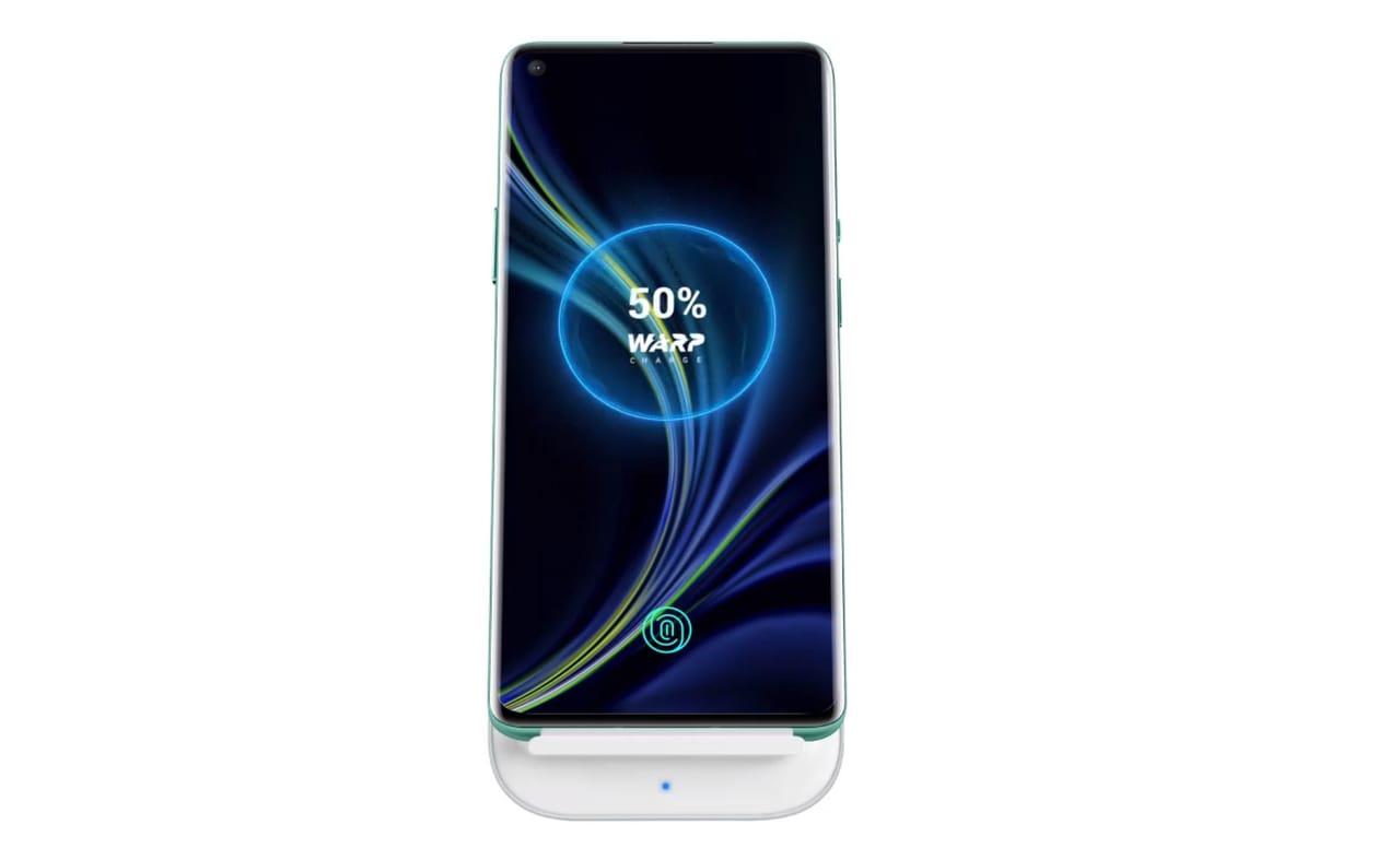 OnePlusシリーズ初のワイヤレス充電に対応、しかも超高速!