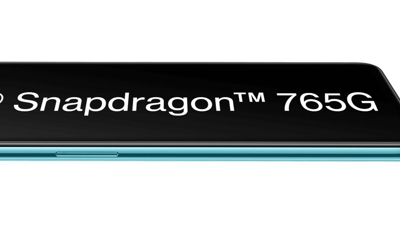 OnePlus NordはSnapdragon 765Gを搭載
