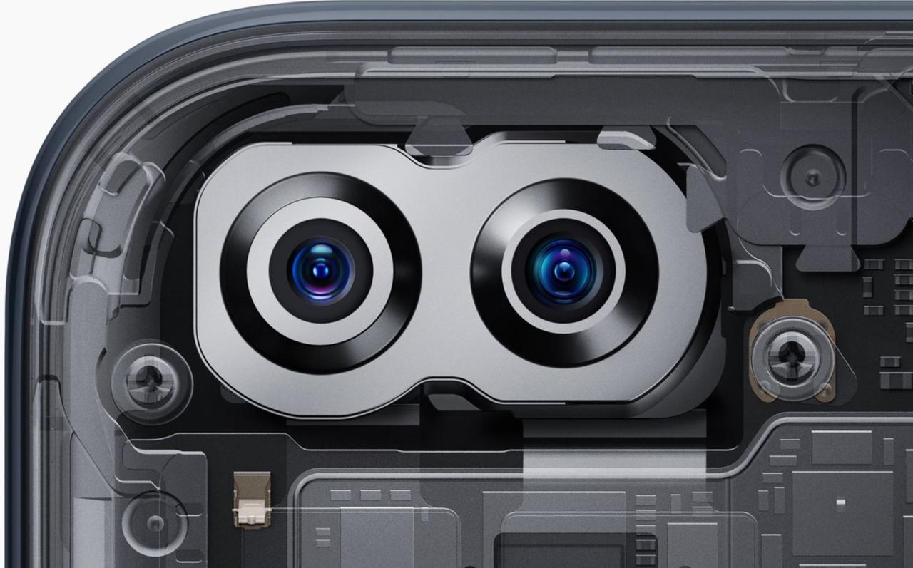 OnePlus Nordはインカメラも2眼