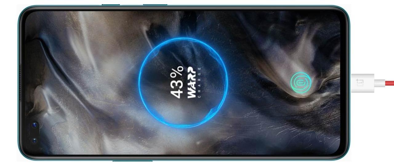 OnePlus Nordのバッテリー・充電能力をチェック